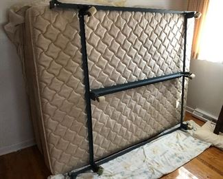 Very nice condition Queen size Matress set ( sold separately