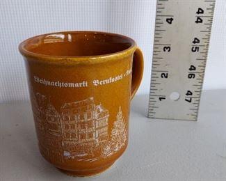 Souvenier mug $6