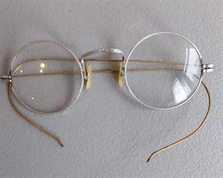 Antique eyeglasses $18