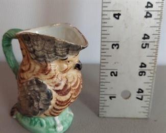 Parrot pitcher $8