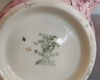 Sandlandware pitcher $12 (bottom of pitcher)