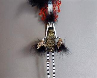 Shelf sitting doll $8