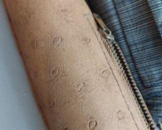 Leather case for umbrella