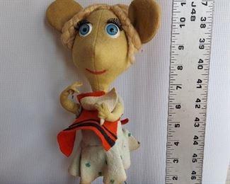 Rosie Rosy Maria Perego Mouse Toy Doll Felt Lenci Italy $50