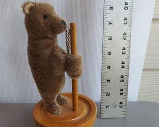 Steiff tumbling bear $60