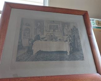 W Dendy Sadler Print $225