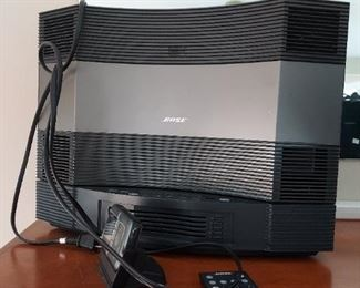 Bose acoustic wave with speaker $400