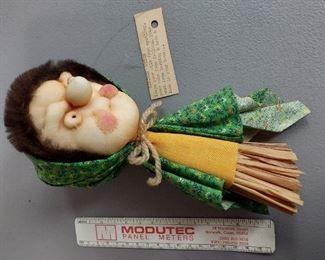 vintage kitchen witch $8