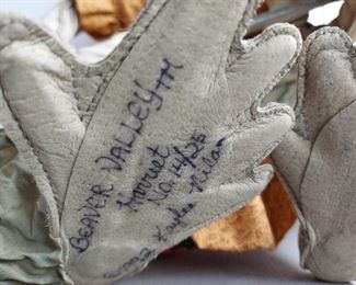 Kaylee Nilan handmade leather frog 14/25 $125