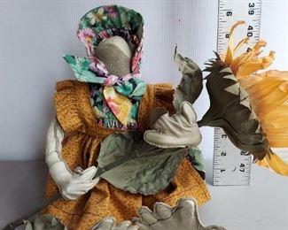 Kaylee Nilan handmade leather frog 14/25 $225