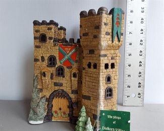 Dept 56 Castle $50