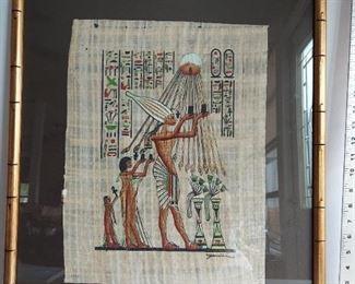 Egyptian papyrus $60