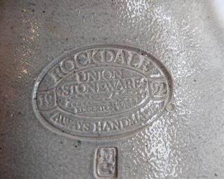 Rockdale stamp