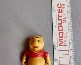 vintage Winnie-the-Pooh toy $5