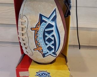 NFL SUPER BOWL XXXIX FOOTBALL FEBRUARY 6, 2005 JACKSONVILLE $20