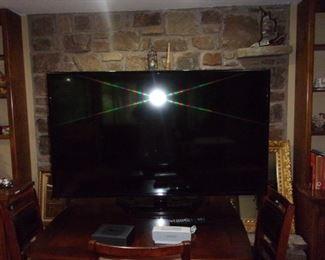 65 in LG Smart TV