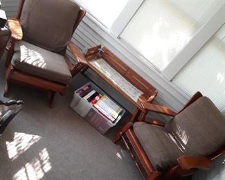 Vintage mid Century modern  furniture