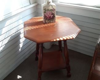 Mcm table
