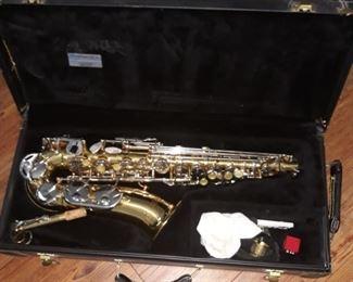 Selmer  Armstrong  tenor saxophone