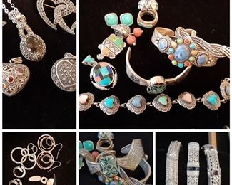 14K, 18K and turquoise too!