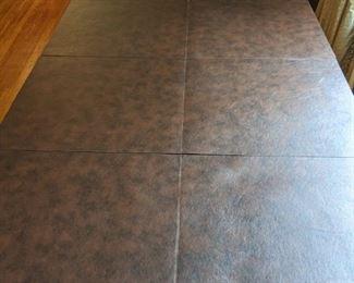 Custom table pads