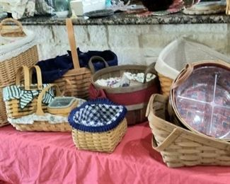 Longenberger Baskets