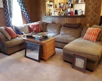 Bauhaus sectional sofa set