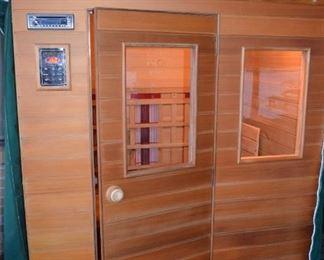 Health Mate 3 person infrared sauna