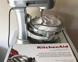 Kitchen Aid Appliance