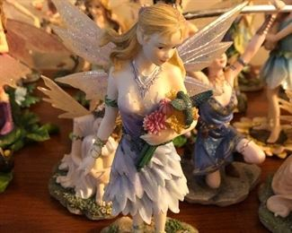 Faerie Figurines Galore