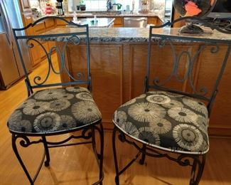 Bombay Metal Barstools