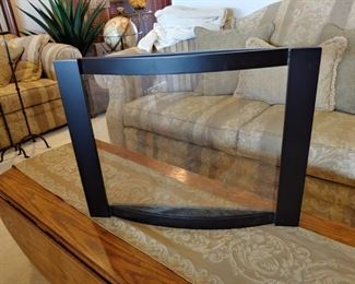 Large Curved photo frame