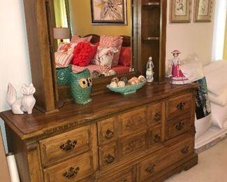Matching dresser