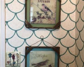 Hope and Dream Bird Art