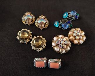 Clip Earrings Collection