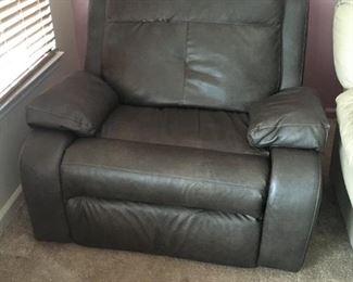 . . . a nice recliner