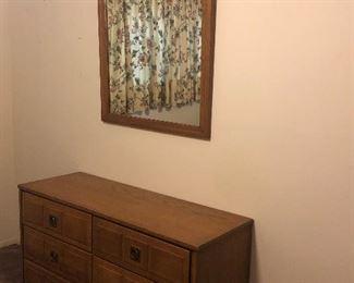 Vintage Early American Dresser