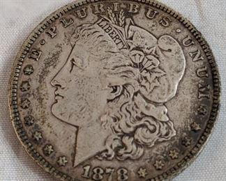 1878 Morgan