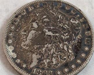 1883 Morgan