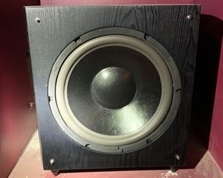 Monoprice 12in Powered Subwoofer #2			19623