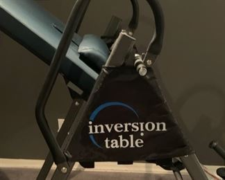Ironman Inversion Table Gravity Stretcher	56x35x60in	HxWxD	19589