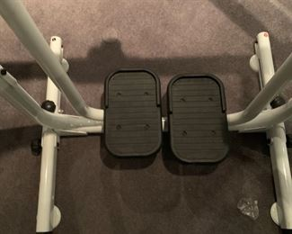 Life Gear Fitness Flyer Exercise Machine	63x34x30in	HxWxD	19587