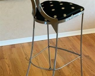 3Pc Shaver- Howard Contemporary Bar Stools Counter Height Chairs LIDO	44x17x20in seat height: 31in		19559