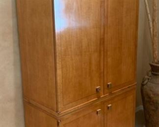 Armoire Wardrobe by Hickory White Genesis Collection Neo Classical	84x40x20	HxWxD	GD106