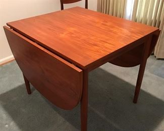 Smallest profile for this table!