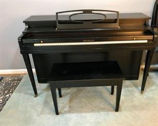 Hallet  Davis & Company piano