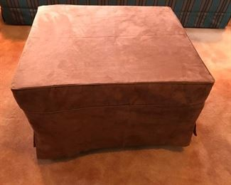 Ottoman that turn into a bed!
