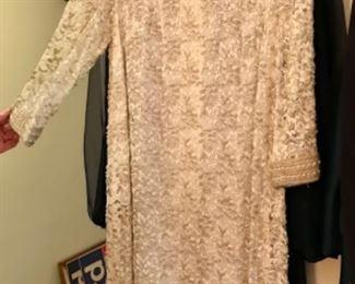 Beautiful beaded dress