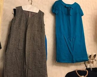 Vintage maternity clothes