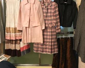 More vintage clothes